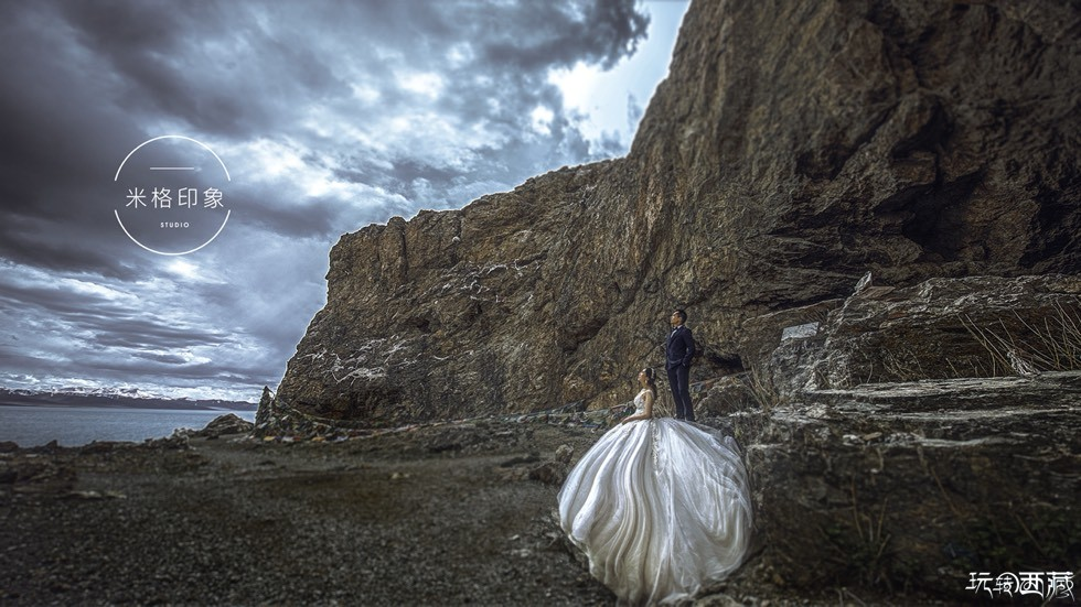 西藏拉萨婚纱摄影客照欣赏【米格印象】