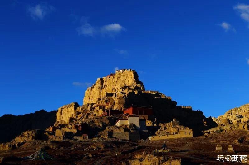 大美西藏,人间天堂
