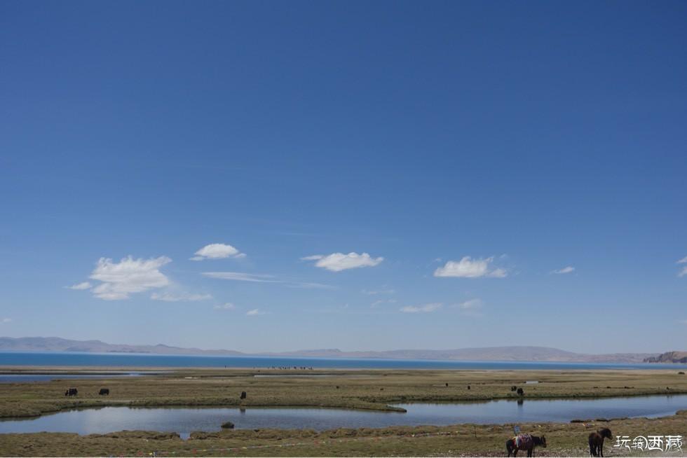 西藏 勒布沟 巴松措 拉姆拉措 纳木错 等地拍摄