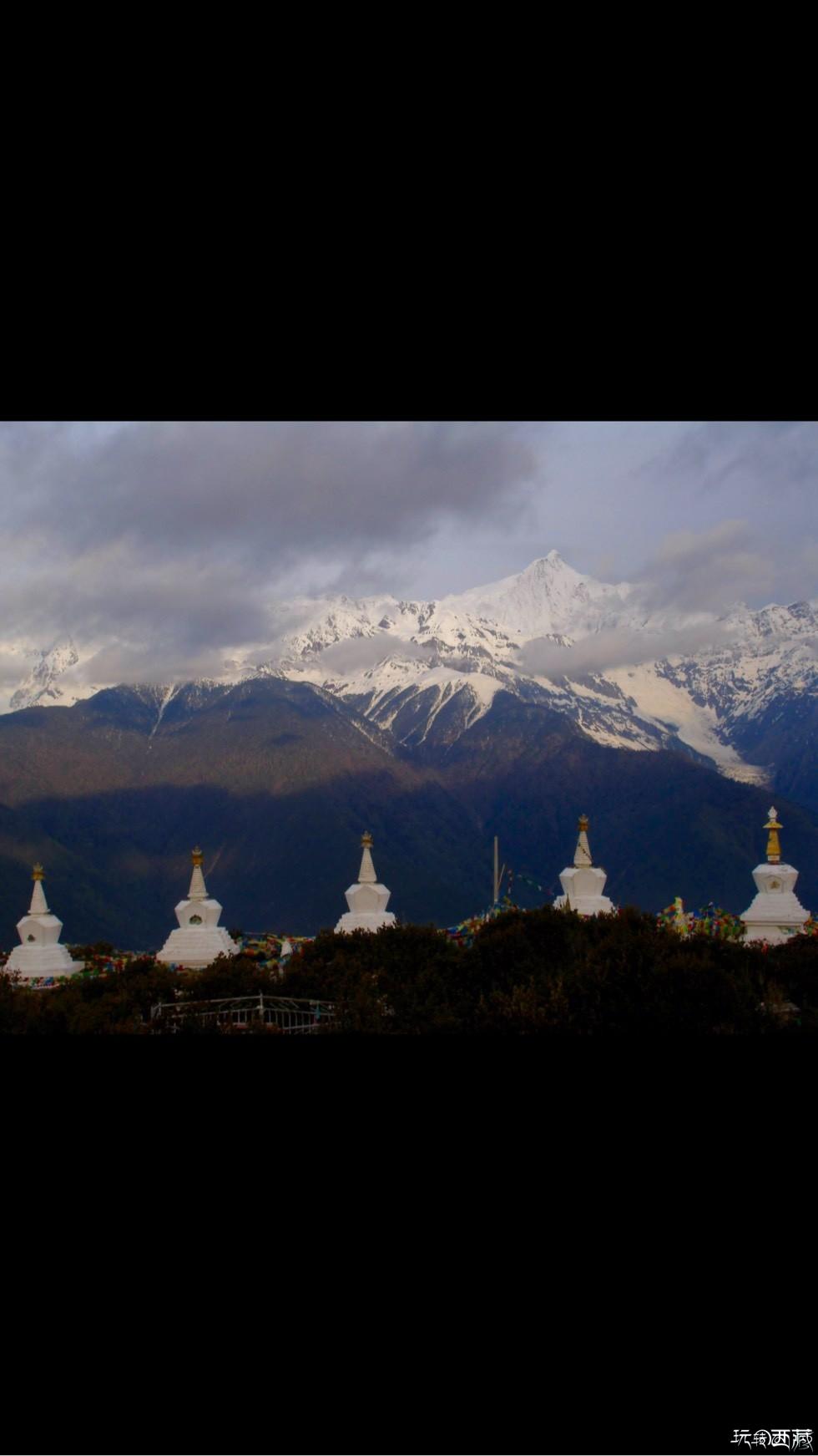 山脉季风旅行诗歌之滇藏线