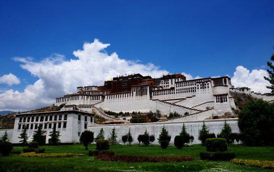西藏拉萨-布达拉宫,寺庙,布达拉宫,那曲,阿里,林芝