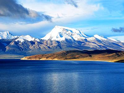 西藏阿里-玛旁雍错,普兰县,玛旁雍错 湖泊