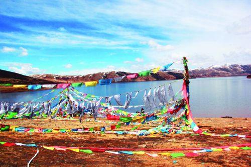 西藏昌都-莽措湖,昌都,湖泊,莽措湖