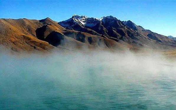 西藏拉萨-日多温泉,景点,西藏,拉萨