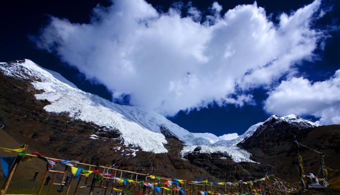 西藏日喀则-卡诺拉冰川,日喀则,日喀则地区,旅行社,云水谣,西藏