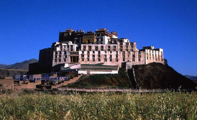 西藏那曲-赞丹寺,布达拉宫,格萨尔,哲蚌寺,西藏,那曲