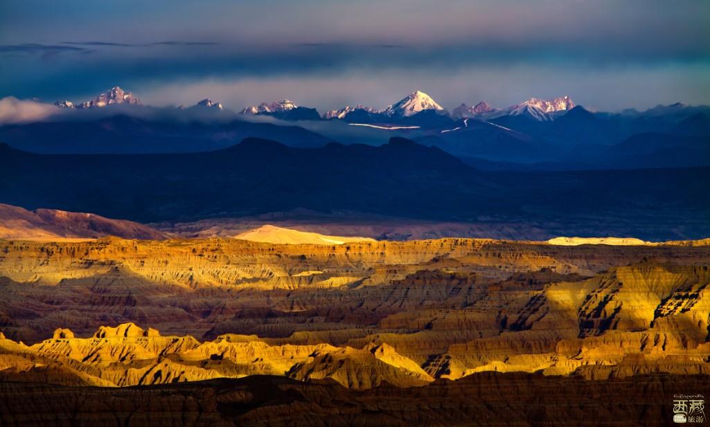 西藏阿里-扎达土林,西藏,阿里