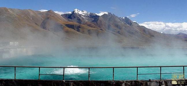 西藏拉萨-羊八井,羊八井,西藏,拉萨