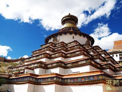 西藏日喀则-白居寺,日喀则,西藏