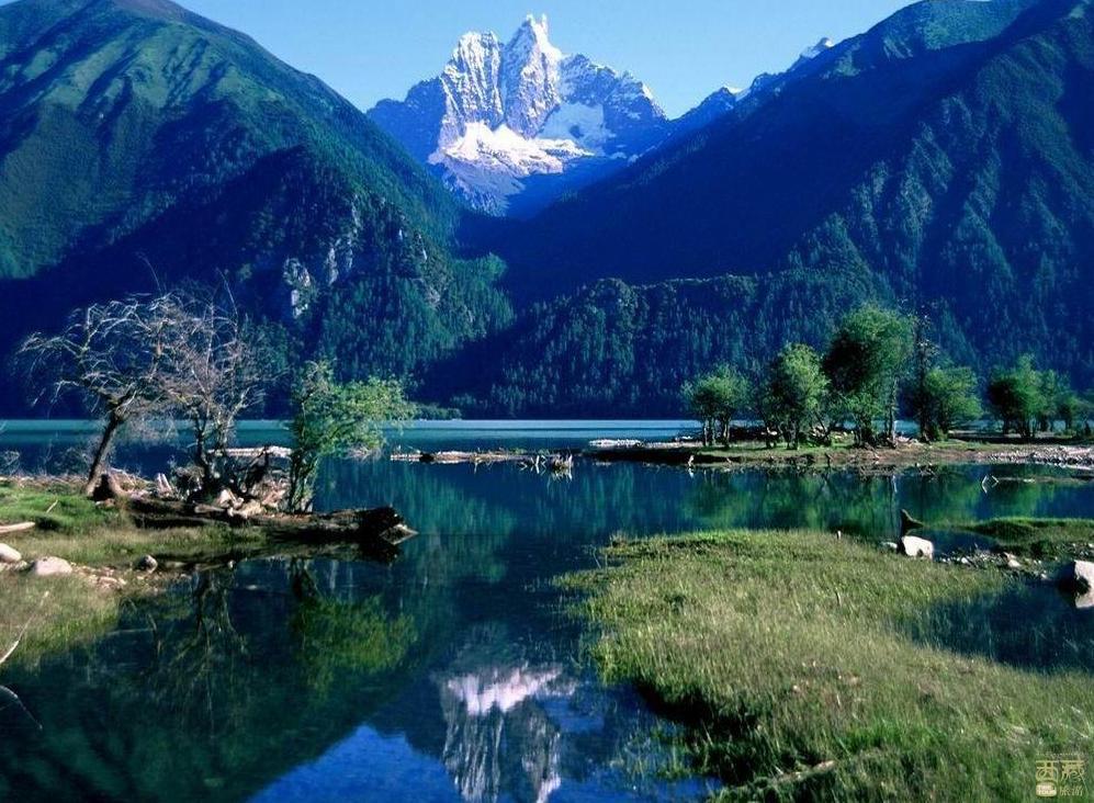 西藏林芝-比日神山,西藏,神山