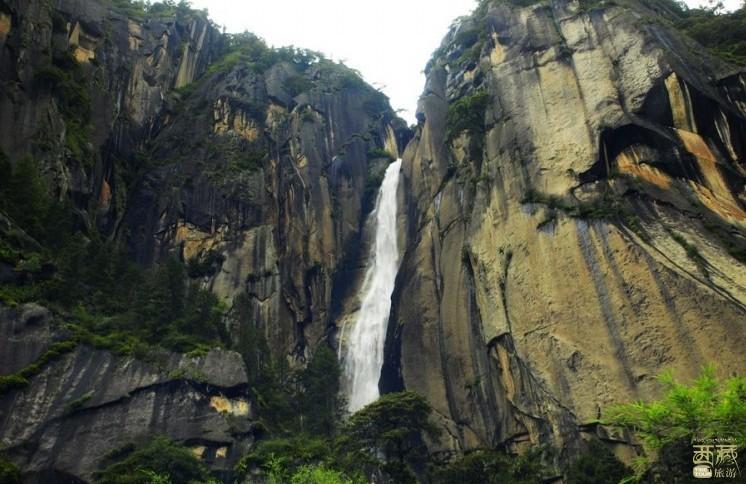 西藏林芝-卡定沟,西藏