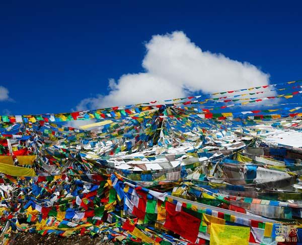 西藏林芝-色季拉山,色季拉山,西藏
