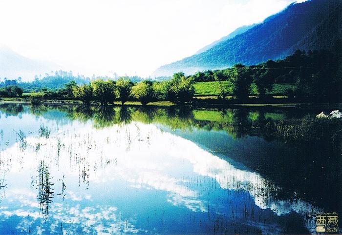 西藏林芝-易贡湖,西藏
