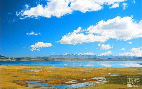 西藏山南-哲古湖,西藏