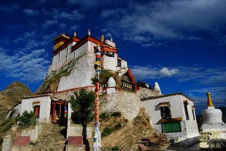 西藏山南-雍布拉康,雍布拉康,西藏,曼陀罗,桑耶寺,拉萨