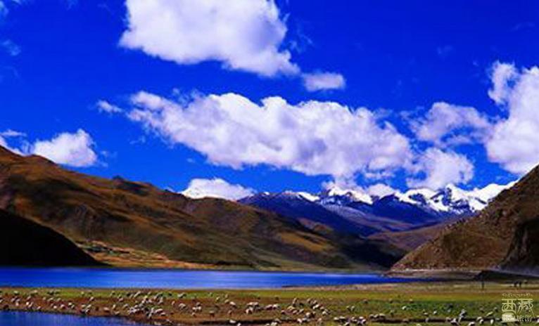 西藏昌都-生钦朗扎神山,西藏,昌都,神山