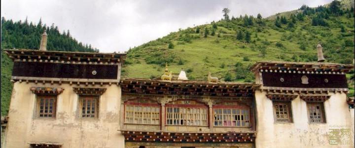 西藏昌都-邦达仓故居,西藏,昌都