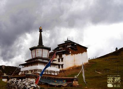 西藏昌都-尼果寺,西藏,昌都