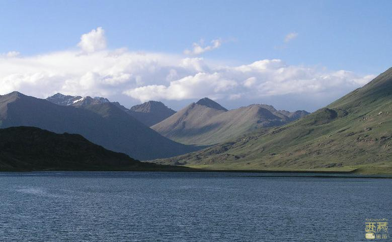 西藏昌都-布托湖,西藏,昌都
