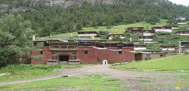 西藏昌都-噶玛寺,西藏,昌都