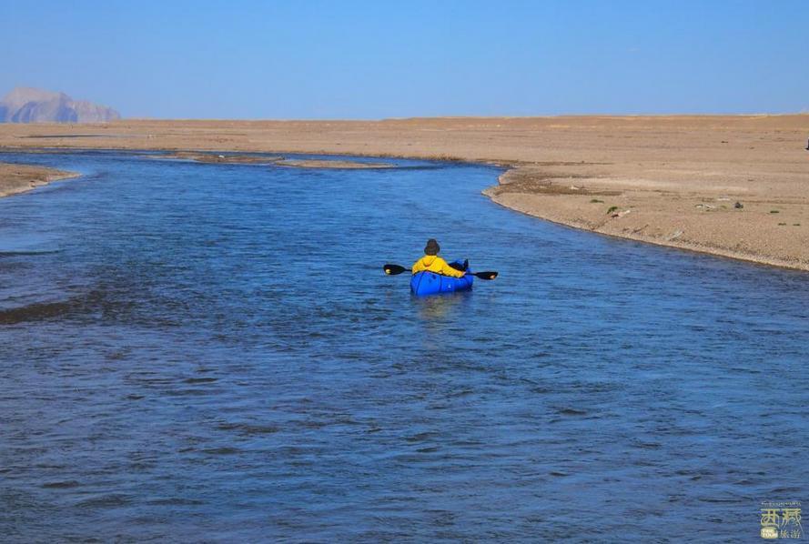 西藏阿里-措勤河,西藏,阿里,措勤