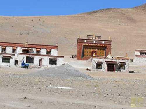 西藏阿里-加吾拉康,西藏,阿里