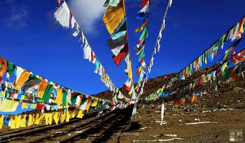西藏阿里-拉巴寺,西藏,阿里