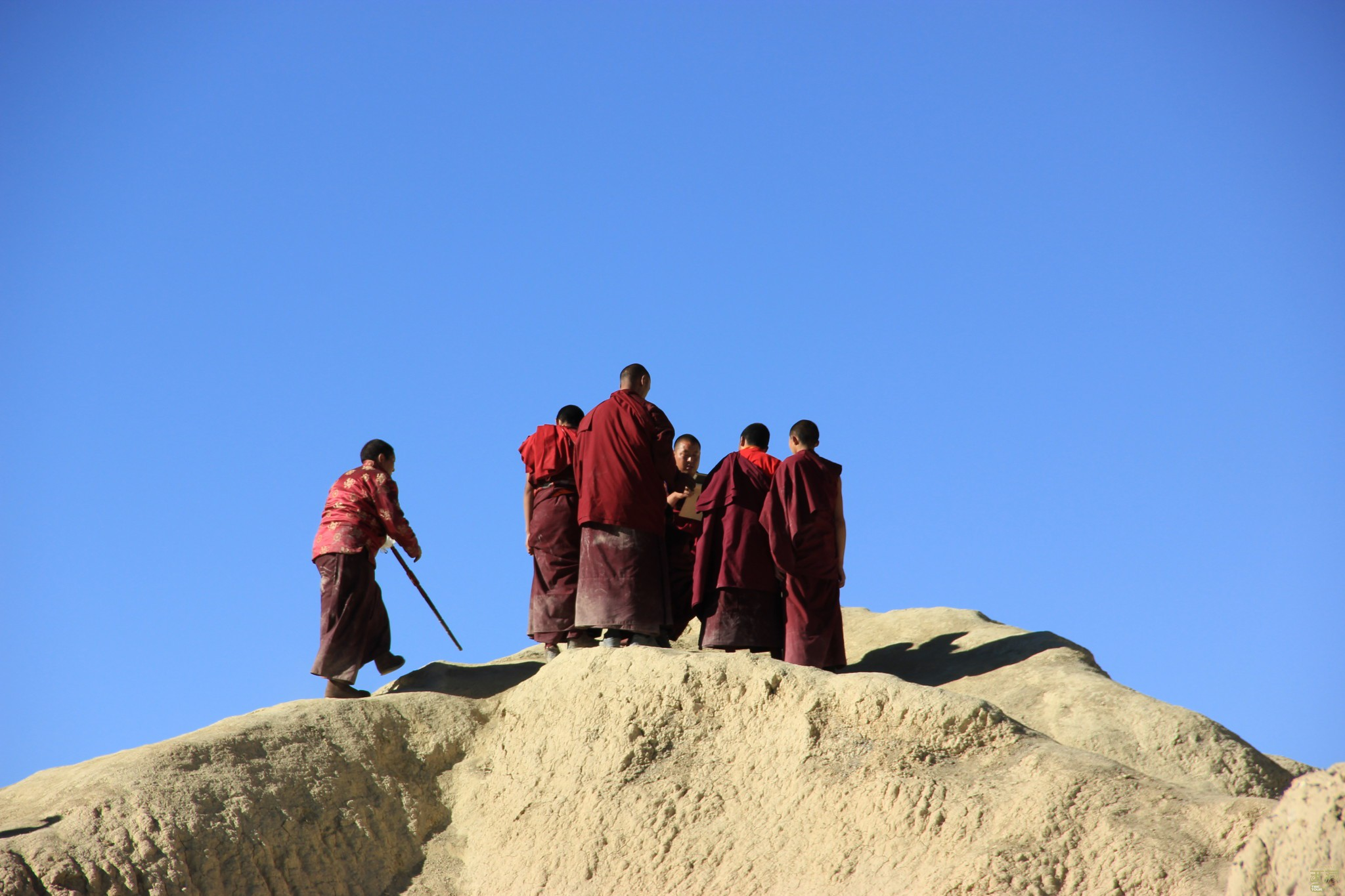 """西藏阿里-""""转山""""路上四小寺,西藏,阿里"""