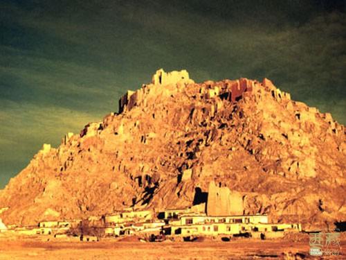 西藏阿里-琼隆银城,西藏,阿里