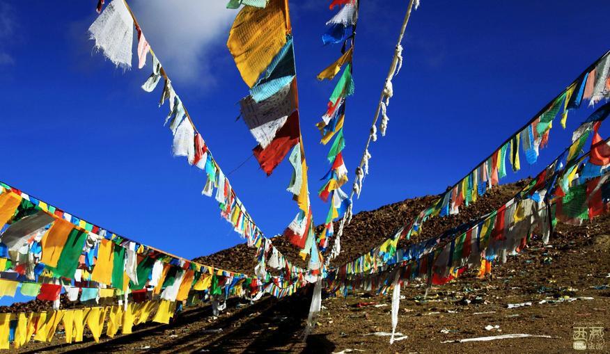 西藏阿里-日娃玛尼殿,西藏,阿里