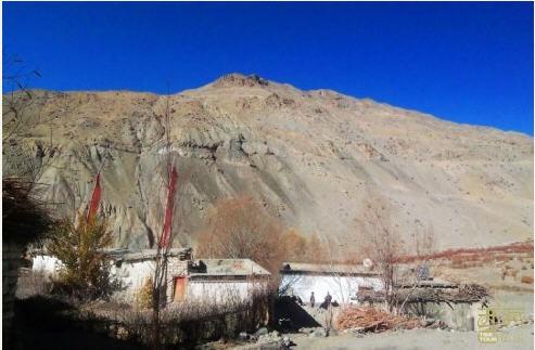 西藏阿里-底雅殿,西藏,阿里
