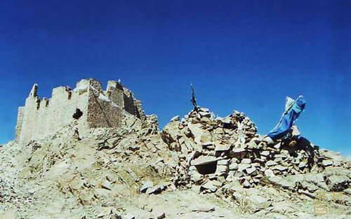 西藏阿里-日土宗遗址,西藏,阿里,日土
