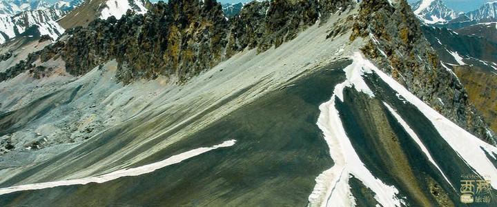 西藏昌都-夏公拉山,西藏,昌都