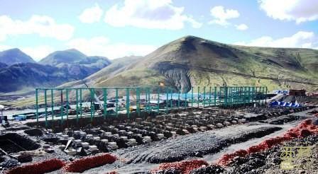 西藏昌都-玉龙铜矿旅游区,西藏,昌都,玉龙,玉龙温泉,全国最大