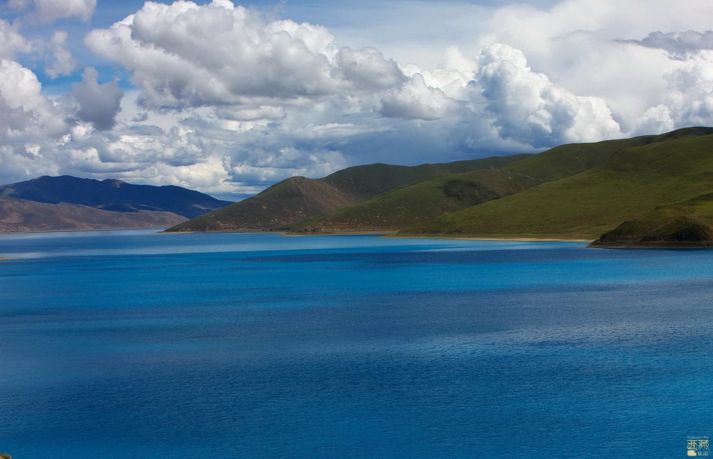 西藏山南-拿日雍措湖,最大的,西藏,天气