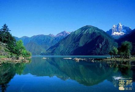 西藏山南-措杰魂湖,西藏