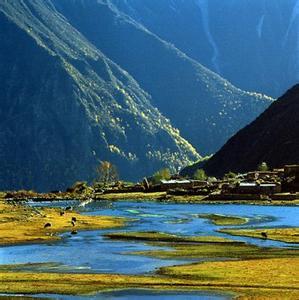 西藏山南-大沽探险旅游景区,探险旅游,西藏