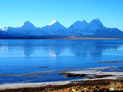 西藏山南-切措湖,西藏