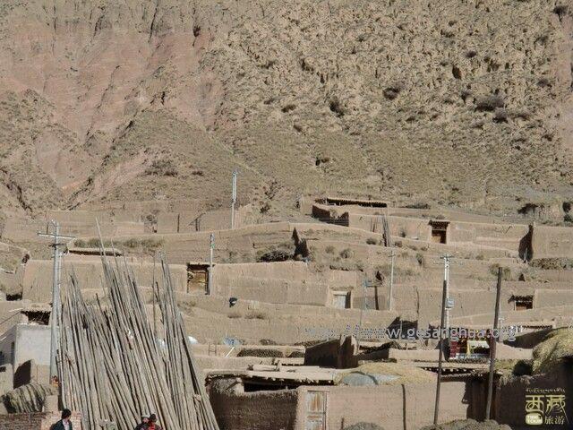 西藏山南-加日贡寺,西藏
