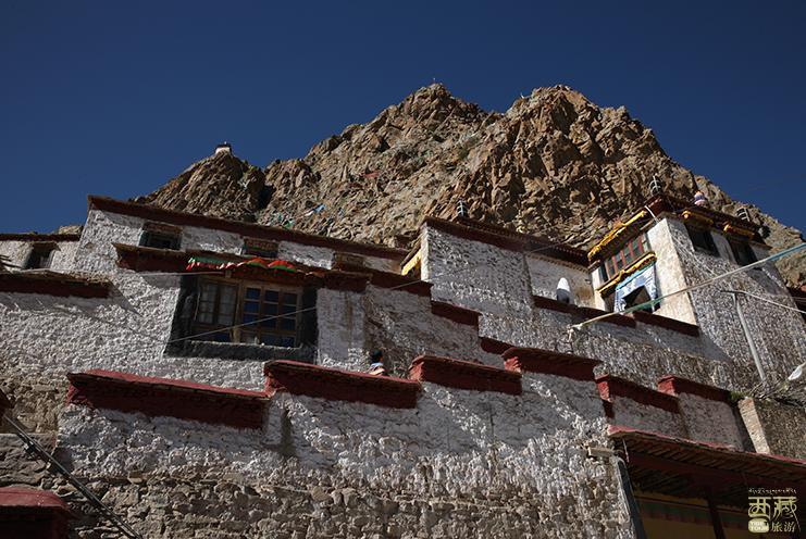 西藏山南-卓瓦寺,西藏