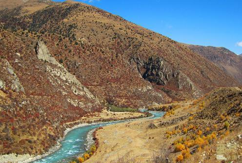 西藏林芝-工布江达,工布江达,西藏