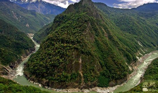西藏林芝-雅鲁藏布大峡谷,雅鲁藏布江,雅鲁藏布,西藏
