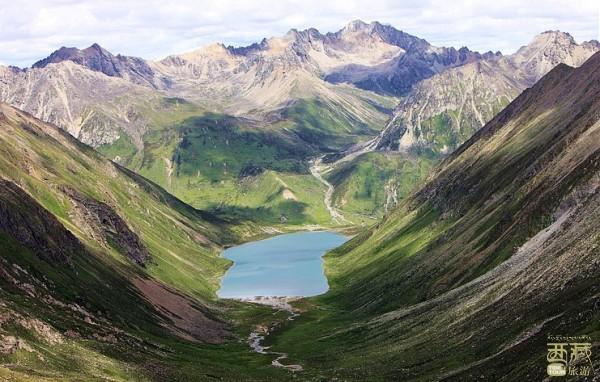 西藏山南-拉姆拉错,西藏
