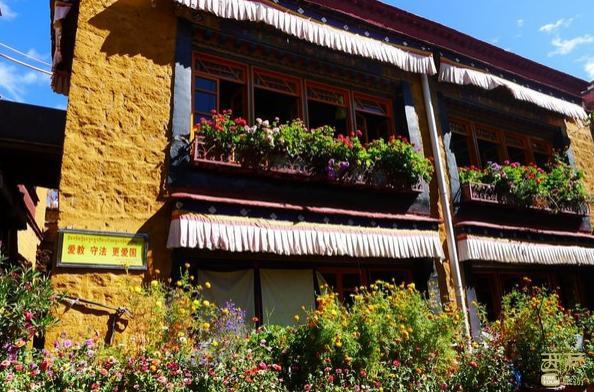西藏拉萨-仓姑寺,西藏故事,西藏百科,西藏攻略,西藏游记,户外攻略