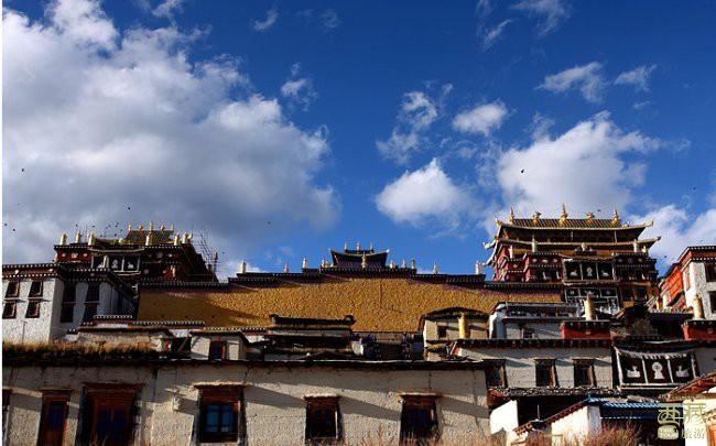 西藏拉萨-达普寺,西藏,拉萨