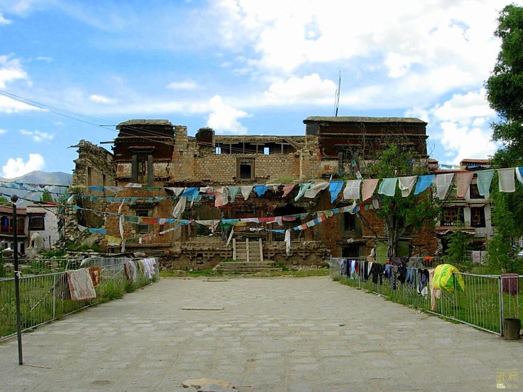 西藏拉萨-喜德寺,西藏,拉萨,喜德