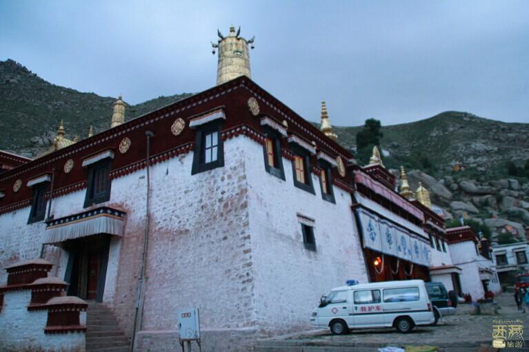 西藏拉萨-色拉寺,色拉寺,西藏,拉萨