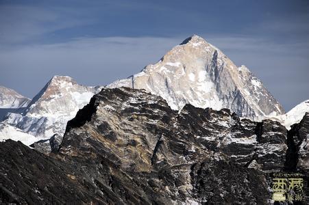 西藏日喀则-马卡鲁峰,日喀则,西藏