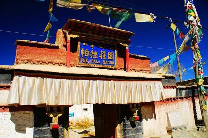 西藏日喀则-帕拉庄园,日喀则,西藏