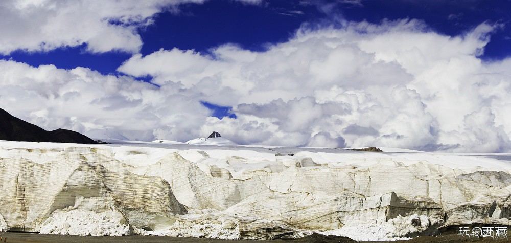 西藏那曲-普若岗日冰原,西藏,那曲